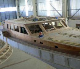 Строительство яхт